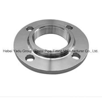 High Quality Stainless Steel Thread Flanges