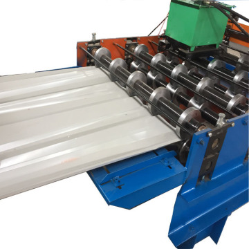 Trapezoidal Sheet Metal Machine