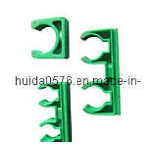 PPR Pipe Fitting moule-Clip / pince moule de montage