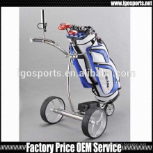 germany stainless steel golf trolley