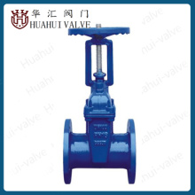Rising stem EPDM seated gate valve