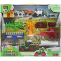 22 Times Inertia Farmer Car Farmers Spielzeug Set
