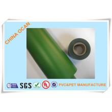 Película de PVC verde oscuro para hojas de árbol de Navidad