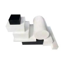 PTFE  black plastic plate raw materials   sheet rod tube