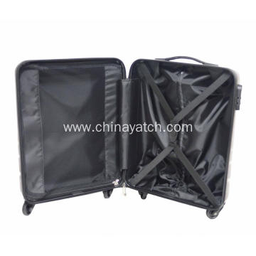 Lightweight ABS+PC Alloy Material Business Luggage