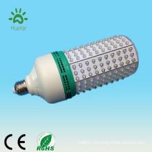 Nuevo producto alta potencia 30w 270LEDs E40 / E27 / E39 / E26 AC100-240V / DC12-24V (con DC12V ventilador) lista de precios de luz solar