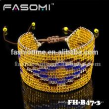 Guangzhou Fashionme skifull handmade bead jewelry