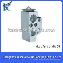 auto AC block expansion valve of air conditioning components