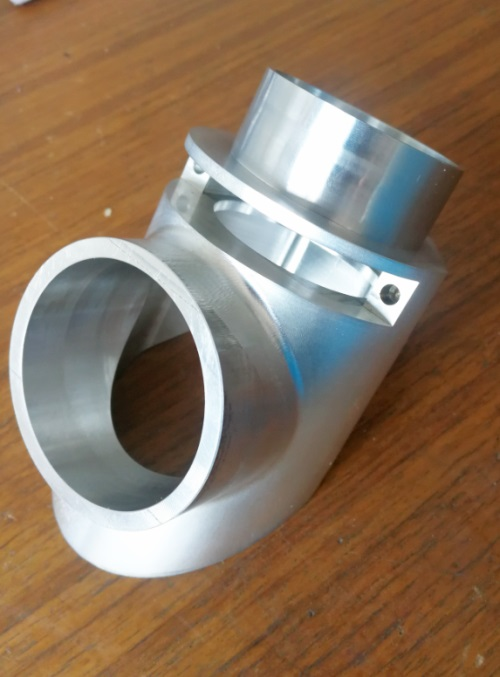 CNC Machining 5 Axis Parts