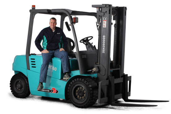 4.5 Ton Electric Forklift