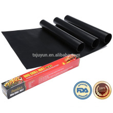 Grill Mats , Set of 3 Non-stick BBQ Grilling Sheets, 15.75 x 13 Inches