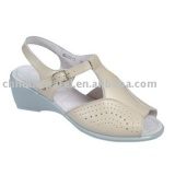 Woman Leather Sandal