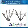 Taiwan Multi-Grip Open Aluminium White Rivets