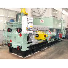 Machine continue de presse d'extrusion pour le profilage de produits en aluminium