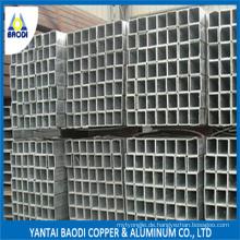 Aluminiumquadratrohr / Stange / Stange