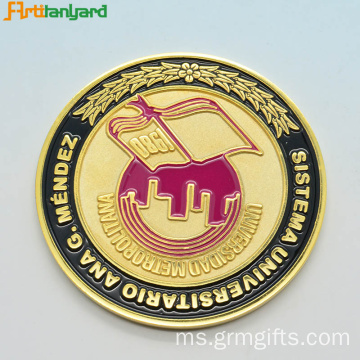 Metal Fantasy Coins For A Zinc Alloy
