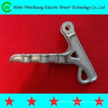 Venda quente de alta qualidade alumínio tipo estirpe braçadeira tensão braçadeira beco braçadeira do parafuso