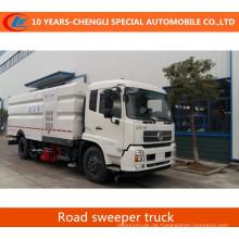 4 * 2 Straße Sweeping Truck 2achses Road Sweeper Truck