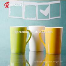 China cheap daily use 320ml ceramic mug
