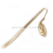 Marqueur de style à long crochet avec pendentif 3D (bookmark-015)