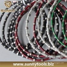 European Quality Diamond Wire Saw for Granite Marble Concrete (S-DWS-1045)