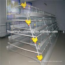 Huaxing fabrique des cages de haute qualité pour poulets