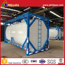 40FT 20FT LNG CO2 ISO Tank Container (OIL CHEMICAL LIQUID LPG)