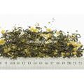 Mélange de sac de thé aux fruits aromatisé à la mangue naturel avec du thé vert