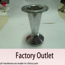 Factory Direct Sale Chrome Plated Zinc Furniture & Sofa Legs (ZH-8061)