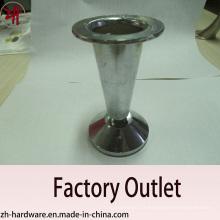 Fábrica de Venda Direta Móveis de zinco cromado e pés de sofá (ZH-8061)