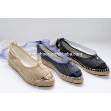Chaussures à lacets de mode nouvelle ligne à lacets 2015