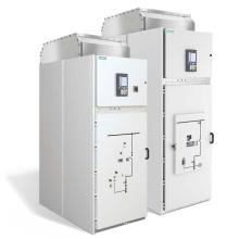 NXAirS 550 + Luftisolierte Primärverteilungsschaltanlage