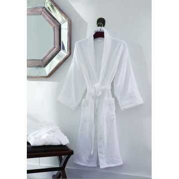 5 Star Hotel Soft Bathrobe Luxury 100% cotton