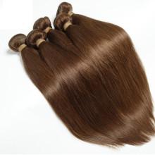 100% Brésilien Remy Vierge Extension de Cheveux Humains des Cheveux Humains des Femmes