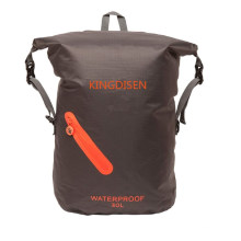 Large fibreglass lightweight black day pack sports bags travel backpacks