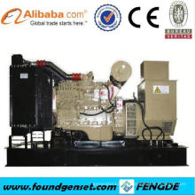 Generador eléctrico de gas del proveedor 160KW TBG620V8 de China proveedor