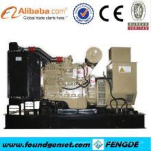 Chine fournisseur 160KW TBG620V8 générateur électrique à gaz