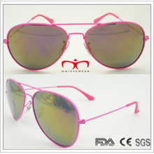 2015 Óculos de sol elegantes para a senhora Novo Vidros de Sun vendendo quentes coloridos (MSP7-6)