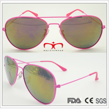 2015 Fashionable Sunglasses for Lady New Colourful Hot Selling Sun Glasses (MSP7-6)