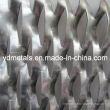 Feuille augmentée d'aluminium d'anodisation