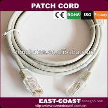 RJ45 cat6 cat5e patch cord