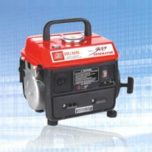 HH950-R01 Gerador a gasolina aberta tipo 500W com saída DC