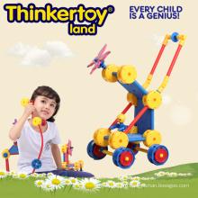 Мини-пластиковые развивающие интеллектуальные игрушки