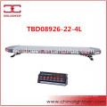 Hot sell LED Red/White Warning Lightbar for ambulance (TBD08926-22-4L)