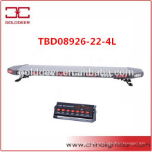 Venta caliente barra de advertencia LED rojo/blanco para ambulancia (TBD08926-22-4 L)