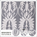 Latest arrival fashion embroidery french lace fabric with free sample