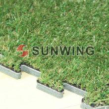 Outdoor Interlocking Plastic Floor Tile for futsal