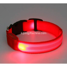 Collare promozionale Pet Night Safety Led