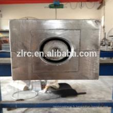 FRP ronde tube pultrusion moule en fiber de verre composide profil moule