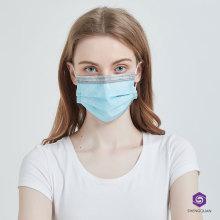 Masque médical jetable Masque facial non stérile